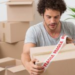 Pack your fragile items for Northern Beaches storage | EJ Shaw Storage
