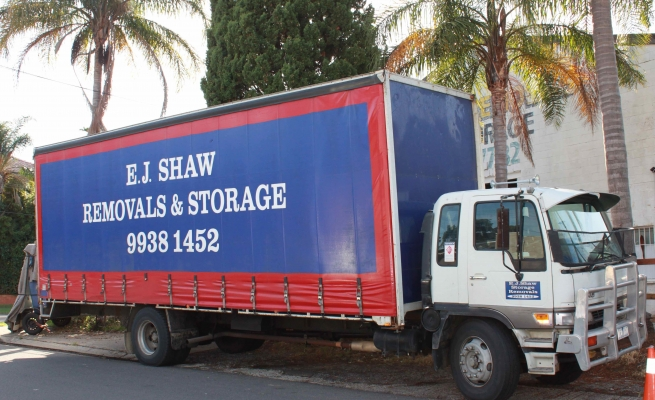 EJ Shaw Storage (Northern Beaches Storage)