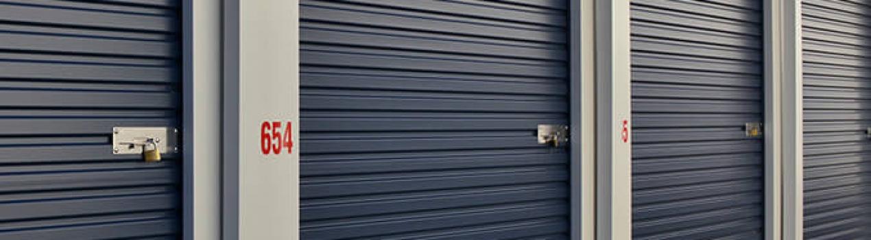 Choosing a Self Storage Facility