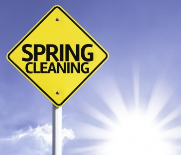 Spring Cleaning Tips from EJ Shaw