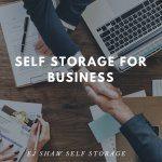 Self Storage Dee Why: Storage for Business | EJ Shaw Self Storage