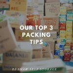 Self Storage Manly Vale: Top Packing Tips | EJ Shaw Self Storage