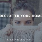 Self Storage Brookvale: Declutter Your Home | EJ Shaw Storage