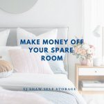 Self Storage Manly: Make Money off your Spare Bedroom | EJ Shaw Self Storage