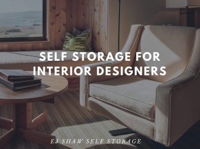 Storage for Interior Designers
