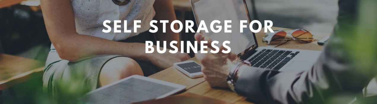 Self Storage for Business