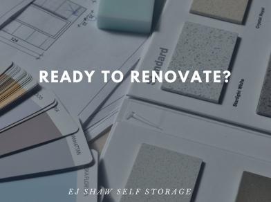 Ready to Renovate?