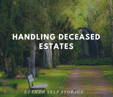 Freshwater Storage: Handling Deceased Estates