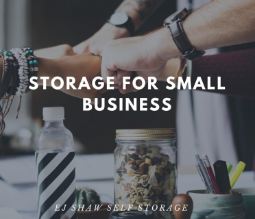 Self Storage Small Businesses