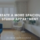 Create a more Spacious Appartment