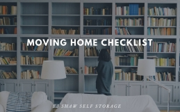 Moving Out of Home for the First Time: Checklist