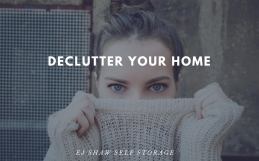 Self Storage to Declutter your Home