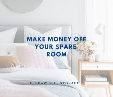 Make Money from your Spare Room