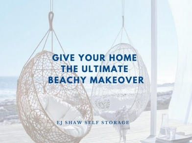 Give Your Home a Beachy Makeover